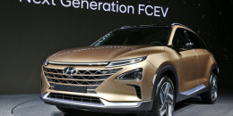 Hyundai's new fuel-cell electric concept points toward its eco-car road map
