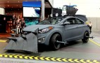 Hyundai Shows Off Its Zombie-Proof Elantra Coupe