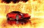 Icona Vulcano Supercar Concept Debuts At Shanghai Auto Show