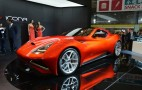 Icona Vulcano Supercar Concept Live Photos From Shanghai