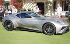 Titanium-Bodied Icona Vulcano Supercar Debuts At Pebble Beach Concours: Video