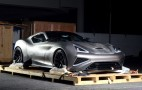Building a car out of titanium certainly isn't easy: Video