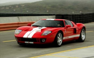 American Cancer Society Auctioning Ford GT
