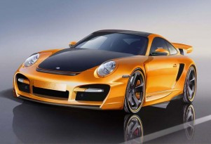 As if the 911 Turbo Needed More Power...