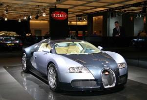 Bugatti's Bscher Out: Veyron Plus None
