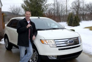 Ford Edge: Now It's Clothes, Too