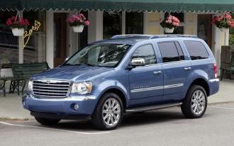 Chrysler Aspen Hybrid Will Sport HEMI