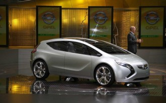 GM Finds its 'space