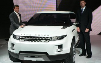 A 50-mpg Land Rover!