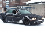 2012 Jaguar XJ: Spies Nab It, But You'd Never Recognize It