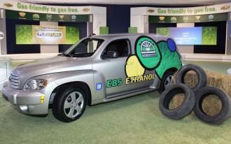 HHR Goes Flex-Fuel in '09