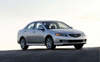 TCC Drives: Acura TSX