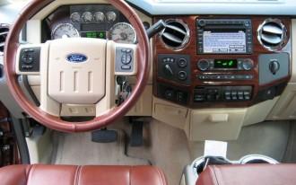Pop Quiz: The Best Vehicle Interior Is...