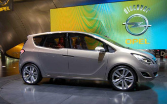 Opel Meriva: A Saturn in the Offing?