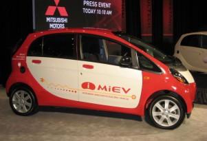 Mitsu Testing Electric Vehicles, Too