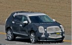 Spy Shots: 2010 Cadillac BRX Caught!
