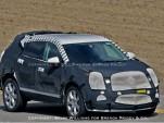 Spy Shots: 2010 Cadillac BRX Caught!