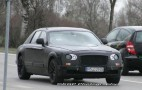 2011 Rolls-Royce Sedan: Spied!