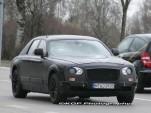 2011 Rolls-Royce Sedan: Spied!