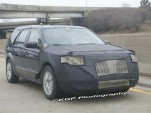 Mutant 2010 Lincoln MKT Spied!