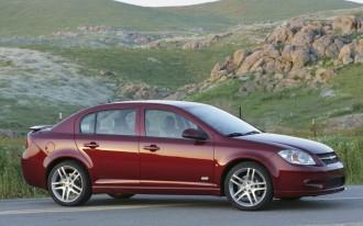 Chevy Shows Off Cobalt SS Sedan