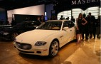 Maserati Painting Detroit Ivory with 100 Q-Portes