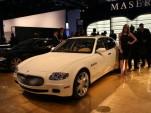 Maserati Painting Detroit Ivory with 100 Q-Portes