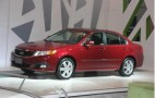 Kia Optimizes Optima for 2009