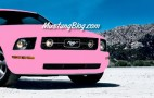Could We See A Pink Mustang in 2008?