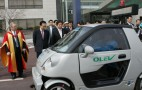 Korean EV Runs Without batteries By Induction Charging