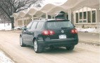 2010 VW Passat Komfort Wagon:  The W in VW Reviewed