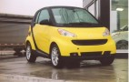 2010 Smart ForTwo:  Tall Store, Small Car