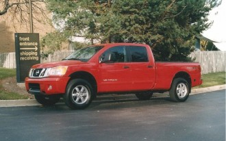 2010 Nissan Titan Reviewed:  Mike Delfino's Trade-in