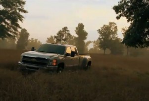 Deer Season Is Coming: Cue The Chevy Truck Ads