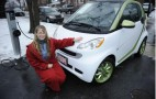 Smart Makes It Three: First Smart Electric Drive Delivered