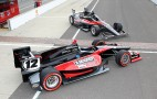 2012 IndyCar Prototypes Arrive At Speedway