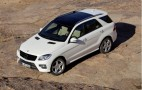 2012 Mercedes-Benz M-Class: First Official Pics