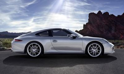 2012 Porsche 911 Photos