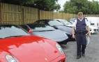 13 Supercars Impounded By The Vancouver Police