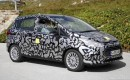 2013 Ford B-Max spy shots