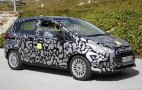 2013 Ford B-Max Spy Video
