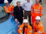 U.K. National Grid and Nissan Leafs