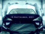 Toyota FT-86 II concept teaser