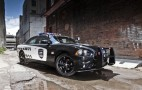 2012 Dodge Charger Pursuit Police Car Gets Mopar Accessories