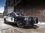 2012 Dodge Charger Pursuit police car