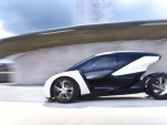 GM's European Arm, Opel, Shows Two-Seat Electric Urban Concept