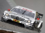 2011 Mercedes-Benz C-Class DTM race car