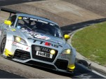 2012 Audi TT RS race car