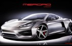 Merdad MehRon McLaren MP4-12C Preview