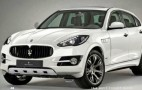 Maserati's Frankfurt Auto Show SUV Concept Leaked?